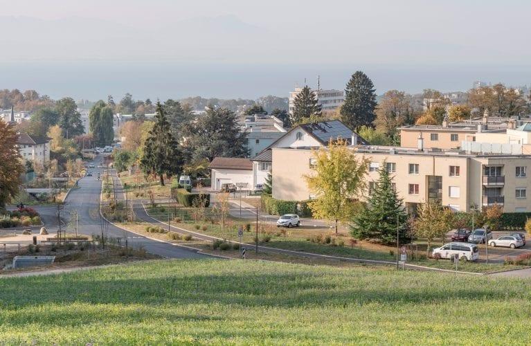 Plan directeur intercommunal, PDi, Ouest lausannois